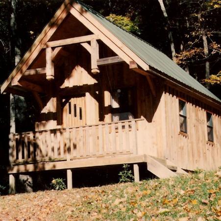 Nolichucky Gorge Campground: Cabins