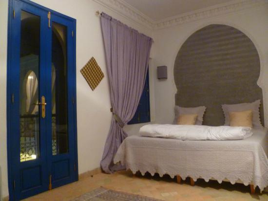 Riad Dar Sheba: Suite Grey