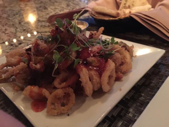 Risotto: Calamari. Amazing!
