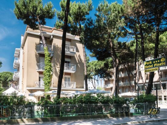 Park Hotel Pineta: Hotel Cervia