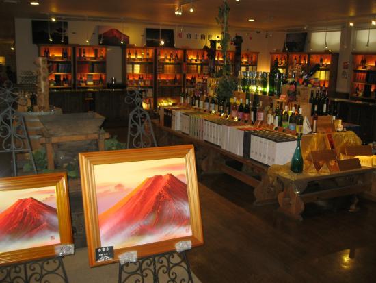Cave du Vin Fuji Rouge