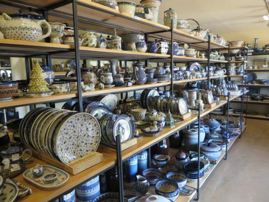 A Potpourri Of Polish Pottery