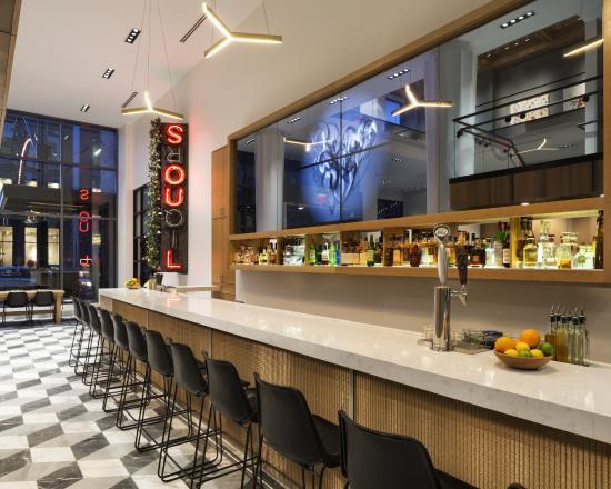 """Soul"" - Hotel Lobby Bar"