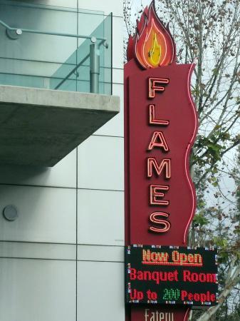 Flames Eatery Bar