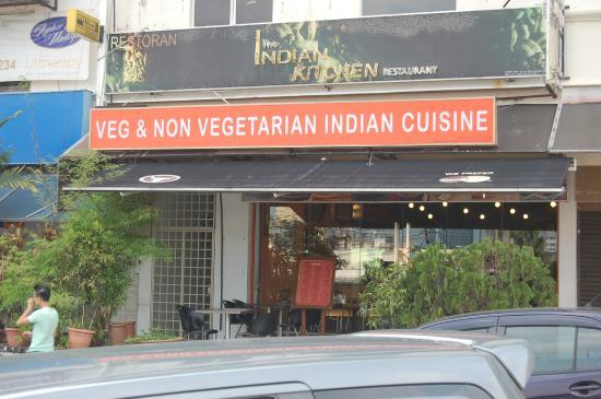 Indian Kitchen: entrance