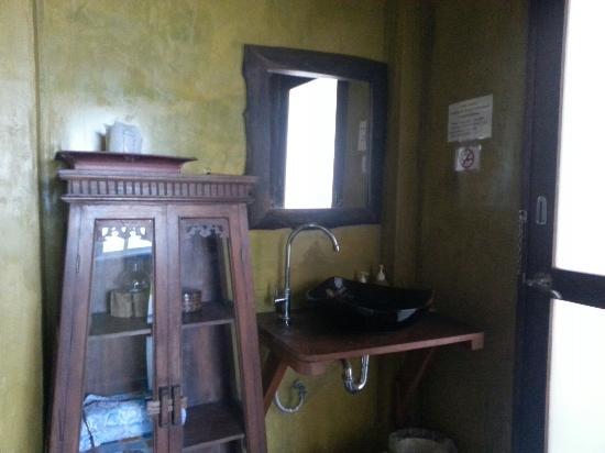 Baan Pai Roong Guesthouse: Ingresso