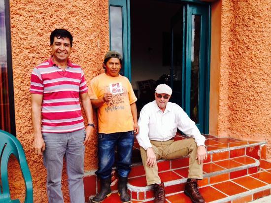 Ali Shungu Mountaintop Lodge: In town