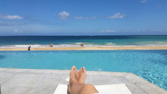 La Concha Renaissance San Juan Resort: What a view!