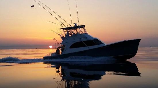 Fish commander private day charters grand isle top for Grand isle fishing charters