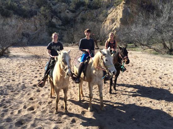 Cowboy Way Adventures: Afternoon ride!