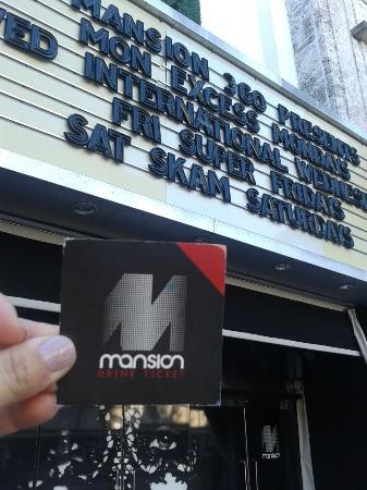 Mansion Nightclub Miami Beach Fl Estados Unidos