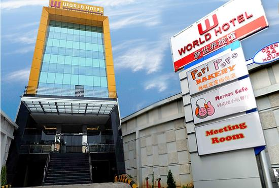 ZenRooms World Hotel Jakarta