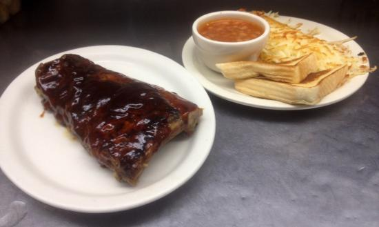 Owosso, MI: Baby Back Ribs