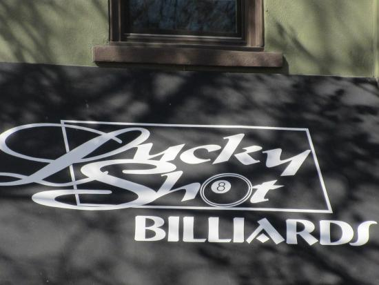 ‪Lucky Shot Billiards‬