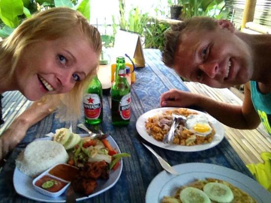 Nana's Restaurant : Nana's Warung in Kuta, Lombok