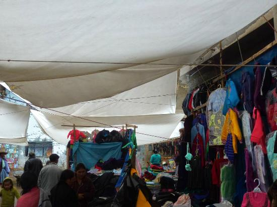 Mercado Central de Cajamarca