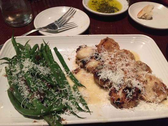 Carrabba's Italian Grill: Spiedino di Mare (Scallops - Shrimp)