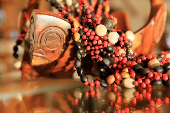 Polinesia Francesa: Discover traditional art at Hiva Oa