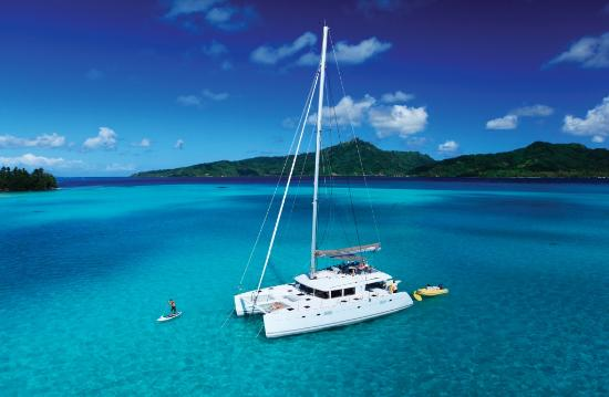 Polinesia Francesa: Sailing in Raiatea
