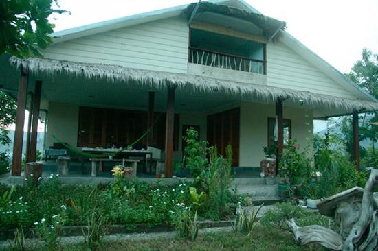 Merdeka House front