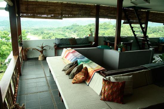 Merdeka House lounge