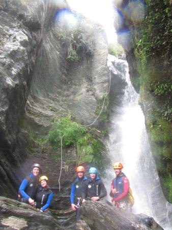 Deep Canyon: Team shot