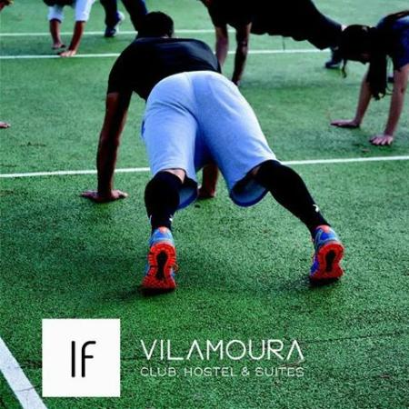 If Vilamoura: Workout with us!