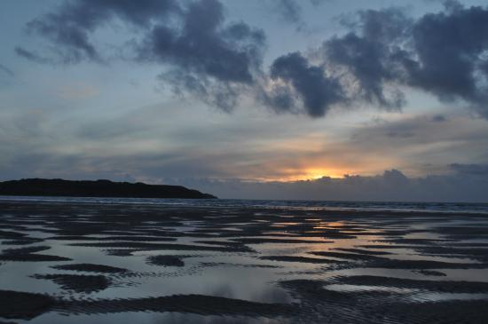 The Old Manse B & B: Nearest beach to B&B