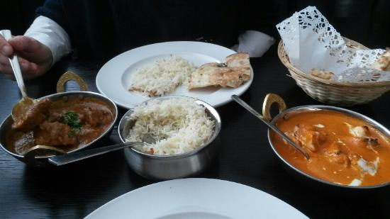 Winchester Indian Food