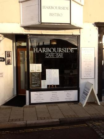 ‪Harbourside Cafe Bar‬