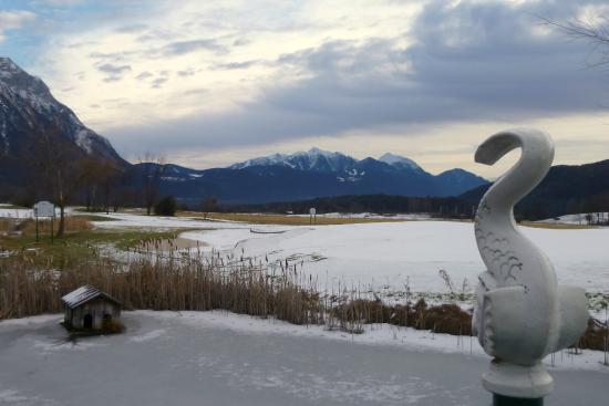 Alpenresort Schwarz: Wintermärchen