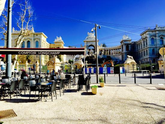 Comptoir longchamp marseille restaurant avis num ro de t l phone photos tripadvisor - Office du tourisme marseille telephone ...