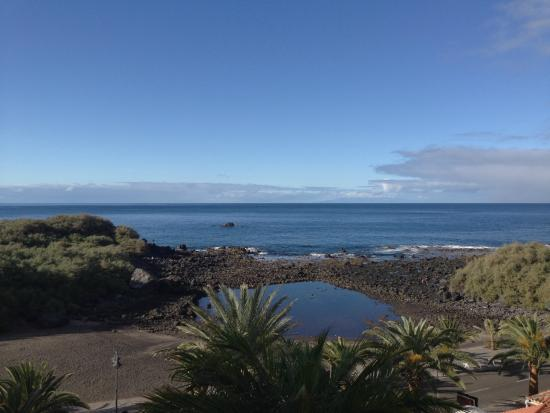 Valle Gran Rey: Den naturliga poolen som är bra för barn att bada i