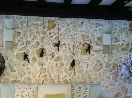Casa Santa Ana: Lounge area
