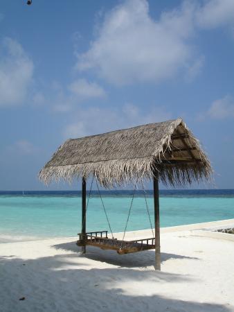VOI Maayafushi Resort: dondolo