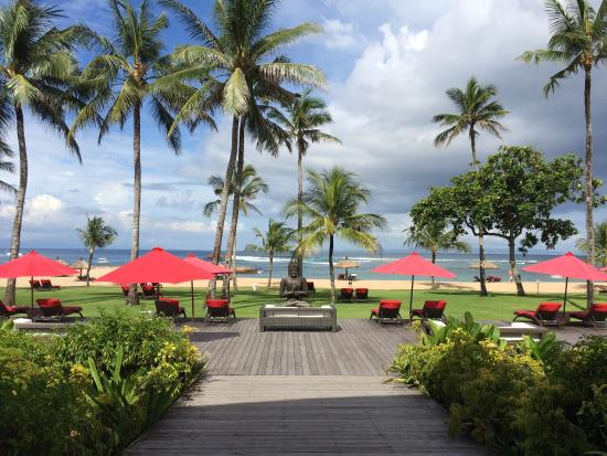 Club Med Bali : Bar view