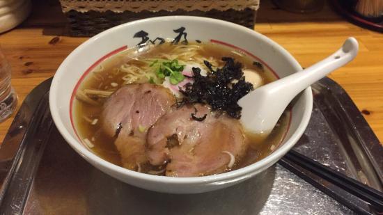 Gyokai Shoyu Ramen Waya