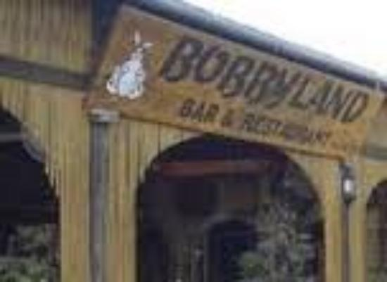 Bobbyland: Do not be impressed by outside menu and unfortunately being the only restaurant in that area.