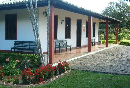 Cabaceiras do Paraguacu, BA: Parque