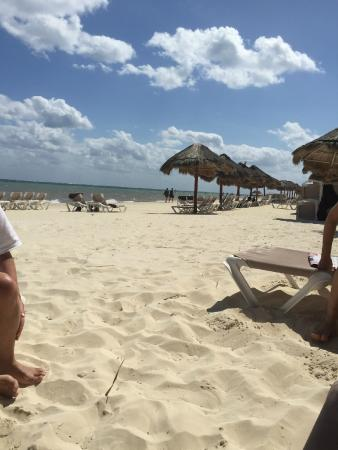 Beach Picture Of Now Shire Riviera Cancun Puerto Morelos