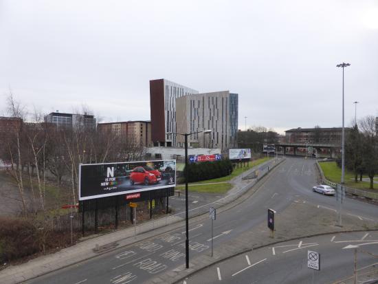 Hotels Manchester Deansgate Locks