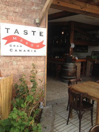 Taste Meson Gran Canaria