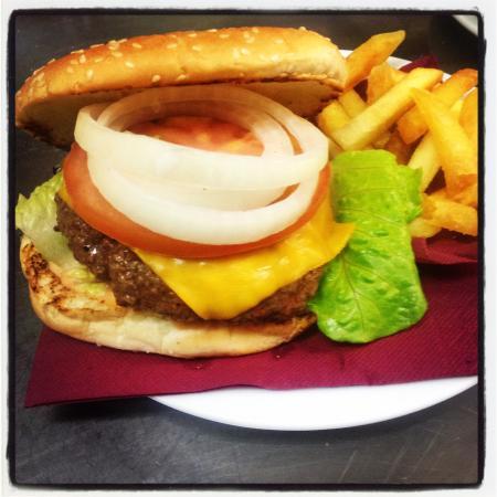 Taste Meson Gran Canaria: Tuesday Burger Lunch