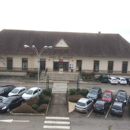 Hotel De France Logis: Vue de la chambre