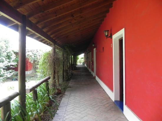 Las Fraulis Hosteria: Galeria de las habitaciones