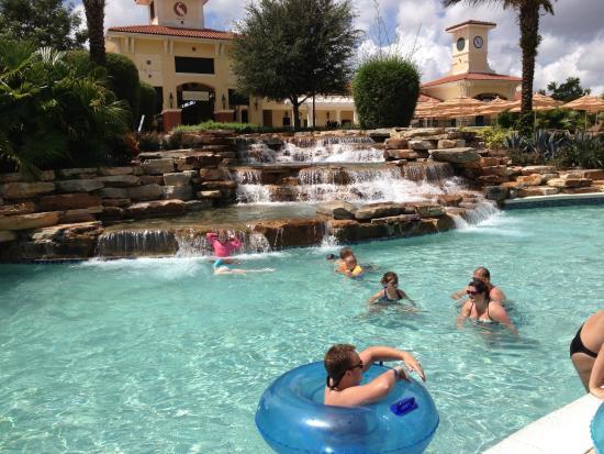 Holiday Inn Club Vacations At Orange Lake Resort: River Island Lazy River