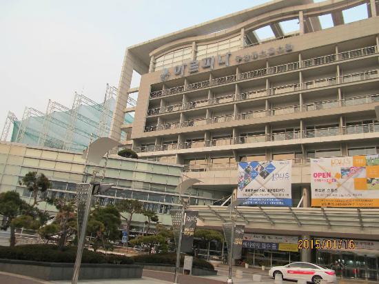 Busan Youth Hostel Arpina: 外観1