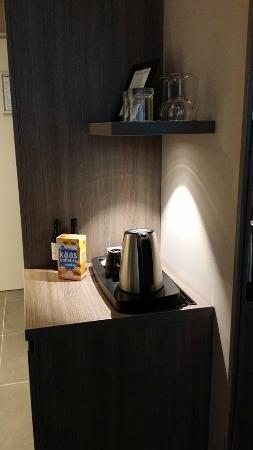 Golden Tulip Leiden Centre: Koffie en thee