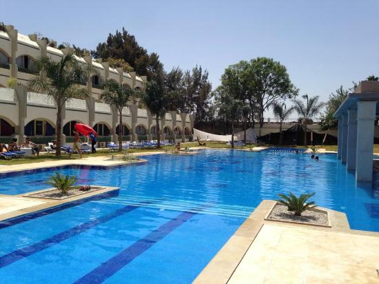 Zaki Hotel: Lapiscine