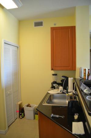 The Point Hotel & Suites: Cozinha